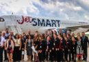 JetSMART cumple dos años en Argentina