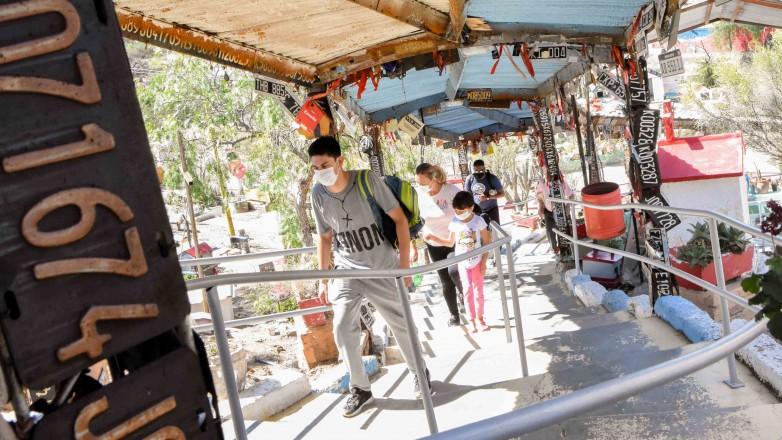 Difunta Correa realiza una caracterización turística